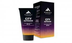 Manaslu Outdoor City Outdoor Miejski Krem Ochronny SPF 30